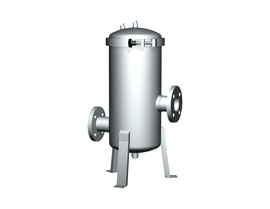 フィルターハウジング K-MF-R型の外観イメージ
