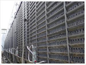 冷凍機の節水・省エネ事例