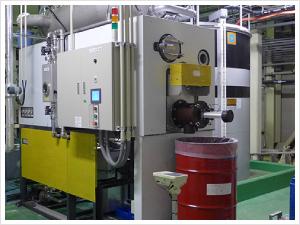 減圧脱水機の適用事例