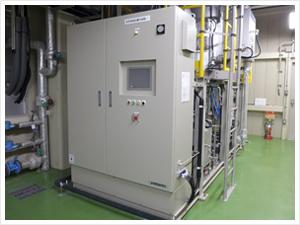 最適な排水処理装置選定事例