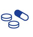 製薬用水の分析アイコン