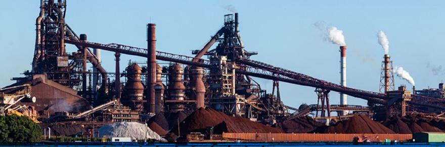 原料コスト・炭酸ガス削減に貢献、クリタの製鉄所向け原料改質技術 タイトル画像