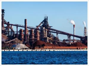 原料コスト・炭酸ガス削減に貢献、クリタの製鉄所向け原料改質技術 一覧用画像