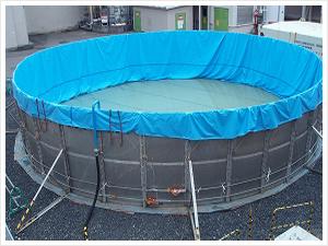 用途に合わせて必要機材を調達できる水処理用特殊機材レンタル