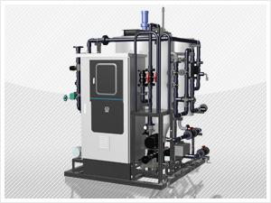 凝集沈殿処理を大幅に省スペース化する高速凝集沈殿装置「セディマックス SP」