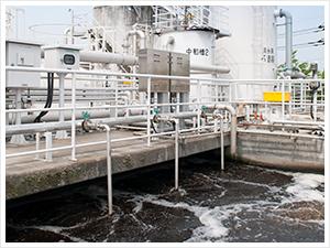 1つの水槽で硝化・脱窒処理が可能な間欠曝気式窒素処理システム