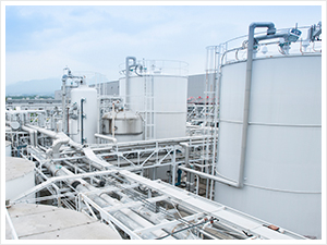 生ゴミ等の廃棄物からバイオガスを回収・再利用する湿式メタン発酵を利用したバイオガス発電