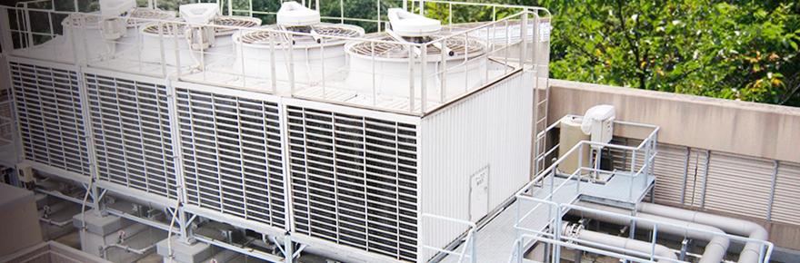 冷却水系のレジオネラ属菌増殖を防止する冷却水処理技術「レジ//エンド」