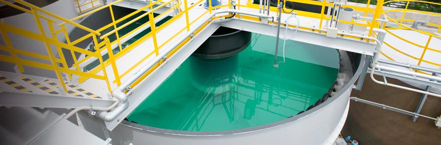 凝集沈殿処理を大幅に省スペース化する高速凝集沈殿装置セディマックス SP