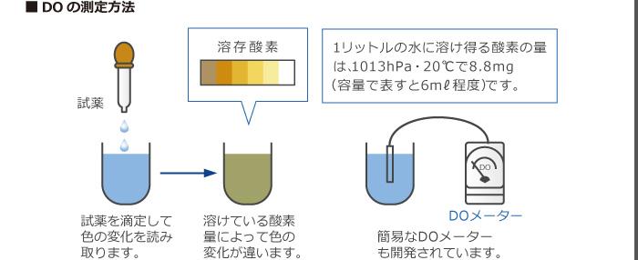 DO(溶存酸素の測定方法1)